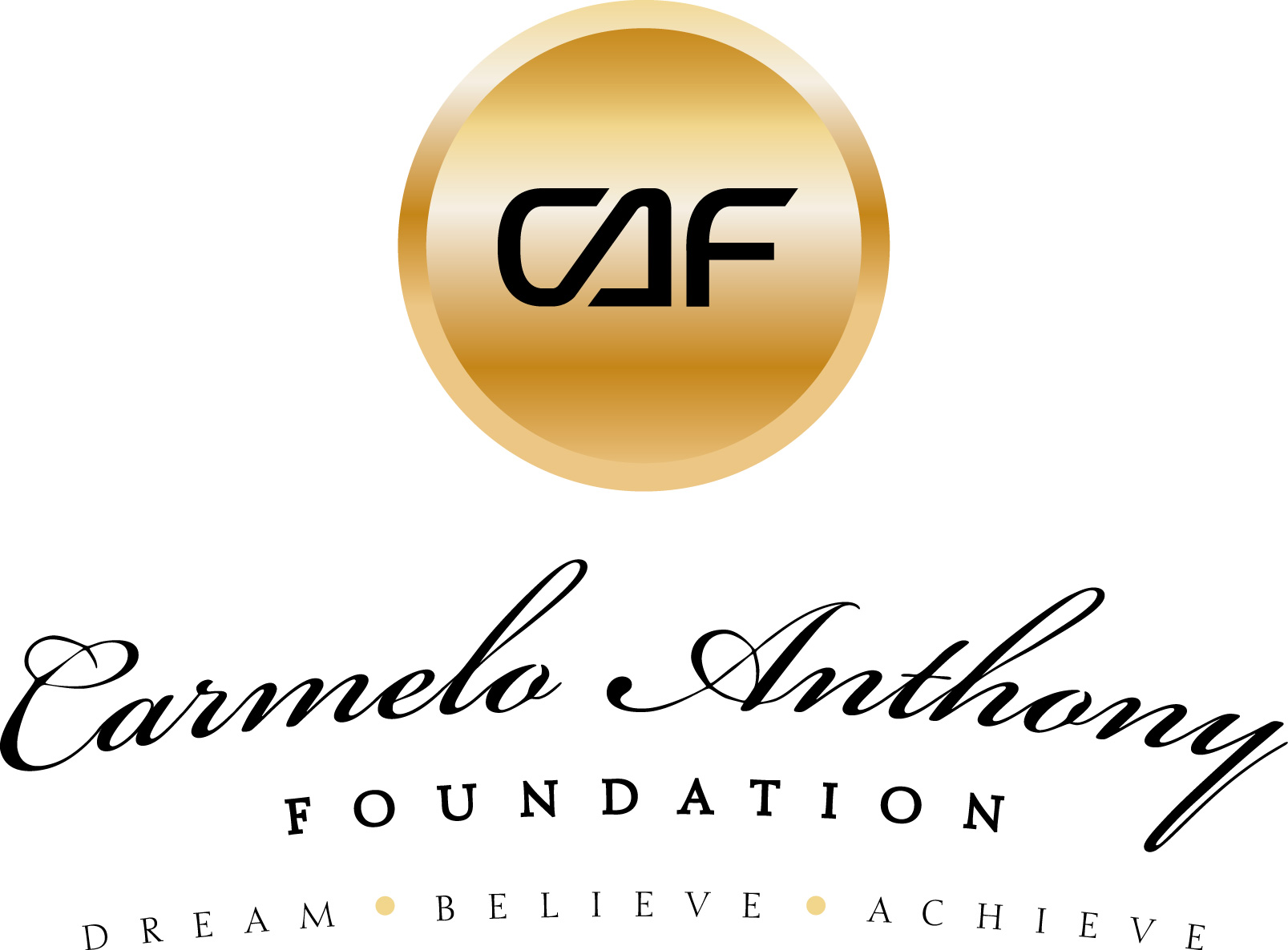 Carmelo Anthony Foundation logo